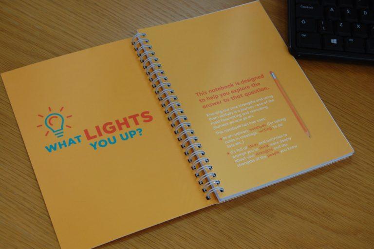 Strengths notebooks